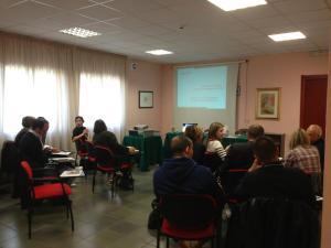 Corso di comunicazione politica a Cagliari, 23 marzo 2013