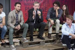 Gianni Cuperlo presenta la sua candidatura a segretario - Primarie del PD